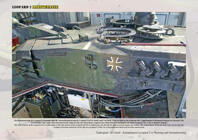 Leopard 2 Maintenance in Detail - 3