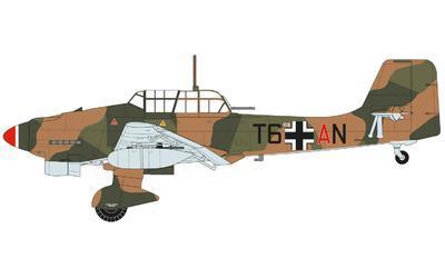 JUNKERS Ju87R-2/B-2 Stuka - 3