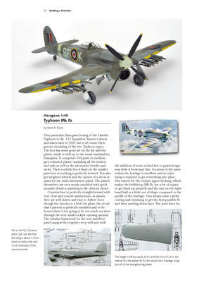 The Hawker Typhon Incluoding the Hawker Tornado - 3