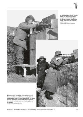 WWI Grebankrieg German Trench Warfare vol.2 - 3
