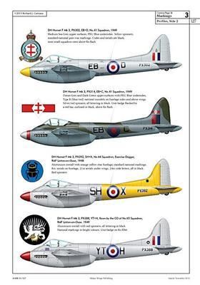 The de Havilland Hornet & Sea Hornet - 3
