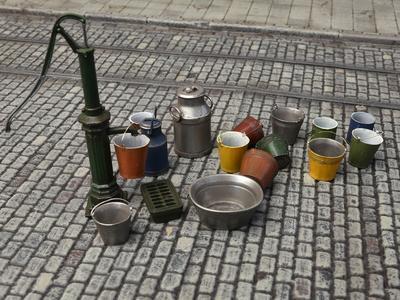 Water Pump Set - 3