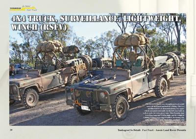 Aussie Land Rover Perentie  - 3