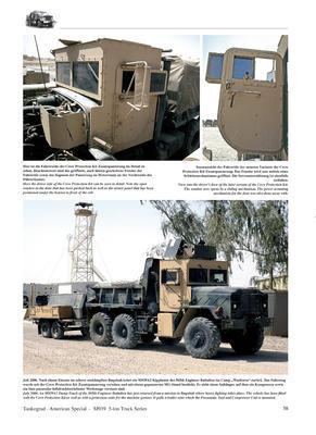 M939 5-ton 6x6 Truck Series - 3