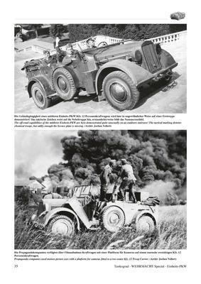 Einheits-PKW German Standardised 'Einheits-PKW' Field Cars of World War Two - 3