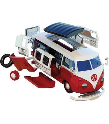 Quickbuild VW Camper Van - 3