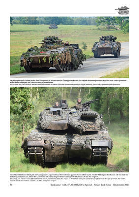 """Panzer Task Force """"Storm on the Heath 2017"""" - German Panzer-Formations train fo - 3"""