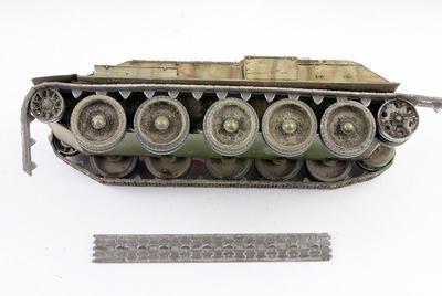 Tank T-34  - Marian Bunc, česky - 3