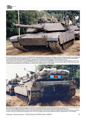 Cold War Warrior M1/IPM1 Abrams - 3