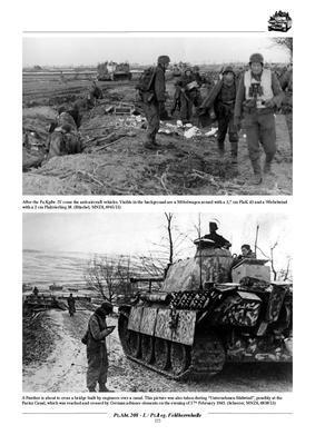 Panzer-Abteilung 208 - I. /Pz.Reg. Feldherrnhalle - 3