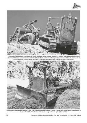 TM U.S. WWII Caterpillar D7 - 3