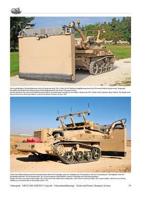 Minenraum-Fahrzeuge - 3