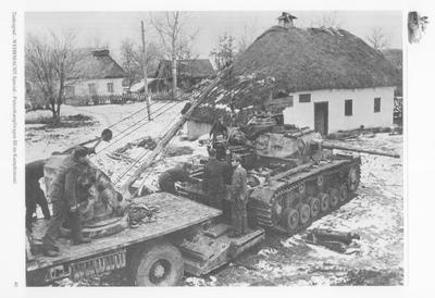 Panzer III in Combat - 3