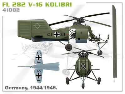 FL 282 V-16 Kolibri - 3