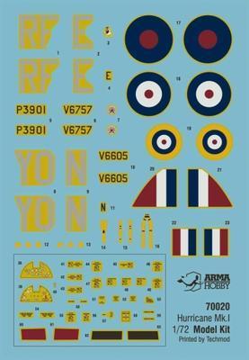 Hurricane Mk I - 303 Squadron PAF - 3