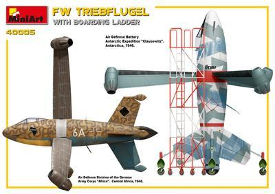 FW TRIEBFLUGEL WITH BOARDING LADDER - 3