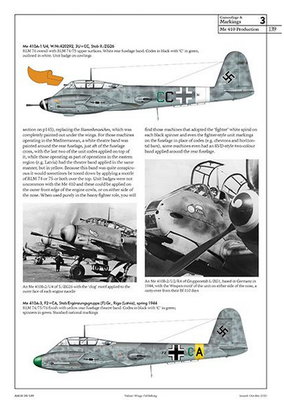 The Me 410 Hornisse A Detailed Guide To The Last Zerstörer - 3