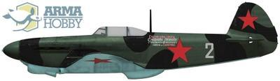 Jakovlev Jak-1B, Expert Set - 3
