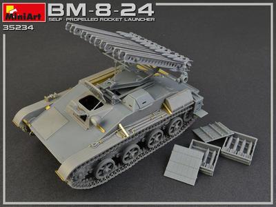 BM-8-24 Self-Propelled Rocket Launcher - 3