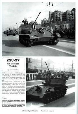 T-64A Model 1979/80 Main Battle Tank - The Tankograd Gazette 14 - 3