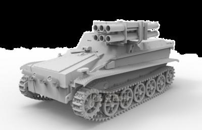 Borgward IV Panzerjäger Wanze - 3