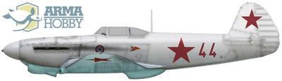 Jakovlev Jak-1B - 3