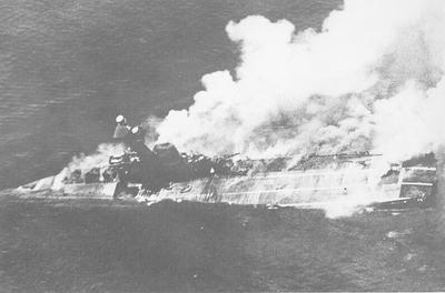 HMS Hermes 1942 - 3
