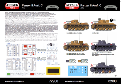 Pz.Kpfw II Ausf.C Africa - 3