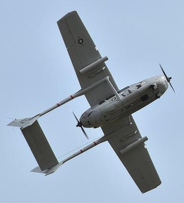 Cessna O-2A Skymaster, American Reconnaissance Aircraft - 3