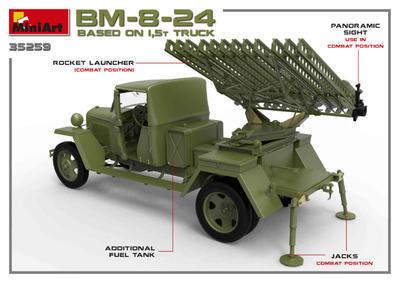 BM-8-24 Based on 1,5t Truck - 3