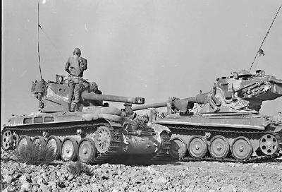 French Light Tank AMX-13/75 - 3
