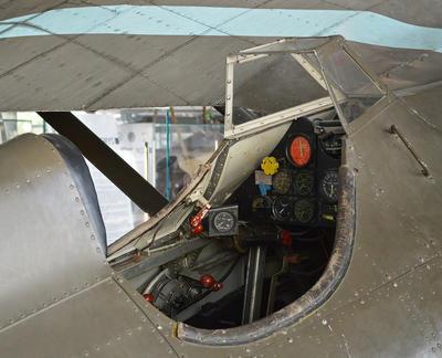 PZL P.11a - Polish Fighter Plane - 3