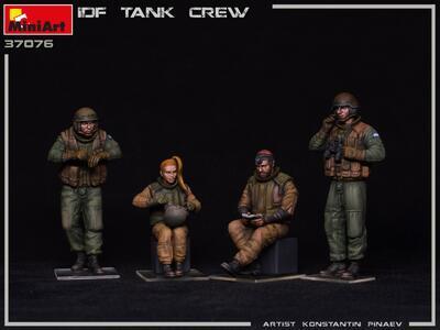 IDF TANK CREW - 3