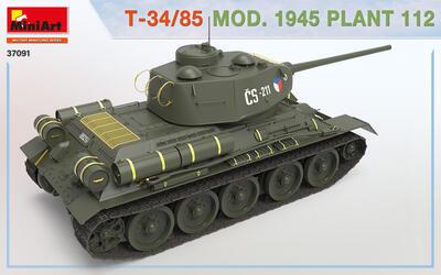 T-34/85 MOD. 1945. PLANT 112 - 3