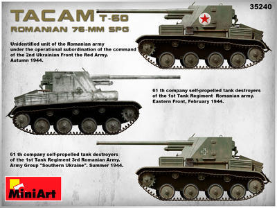 Tacam T-60 Romanian 76mm SPG - 3