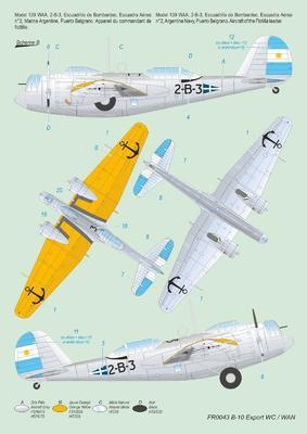 B-10 Export  WC/WAN - 3
