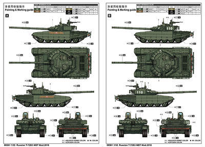 T-72B3 MBT Mod. 2016 - 3