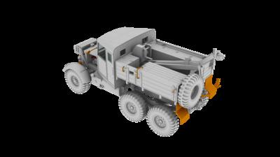 Scammell Pioneer SV/2S Heavy Breakdown Tractor - 4