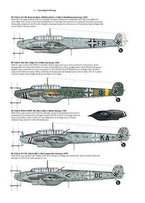 The Messerschmitt Bf 110 A Detailed Guide to the Luftwaffe's Famous Zerstörer - 4