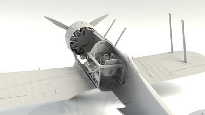 Gloster Gladiator Mk.II - 4