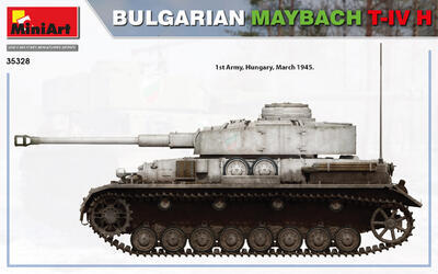 BULGARIAN MAYBACH T-IV H - 4