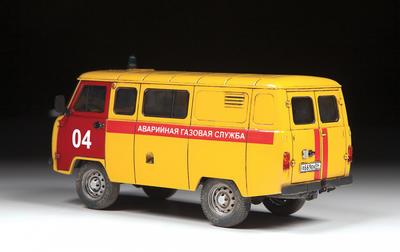 Emmergency Gas Service UAZ 3909 - 4