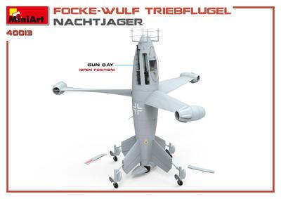 Focke -Wulf Triebflugel Nachtjager - 4