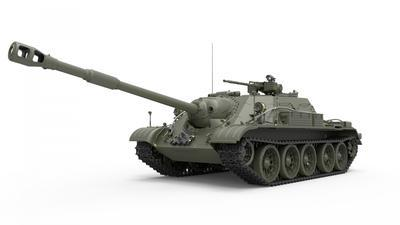 SU-122-54 Early Type - 4