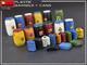 Plastic Barrels & Cans - 4/5