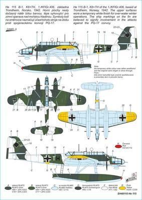 Heinkel He 115B - 4