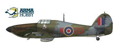Hurricane Mk I Navy Colours - 4
