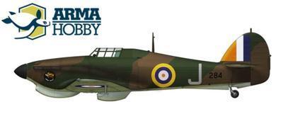 Hurricane Mk I Expert Set - 4