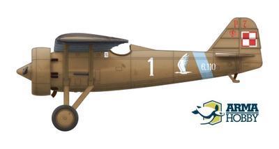 PZL P.7a - Expert Set - 4