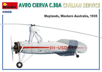 AVRO Cierva C.30A Civilian Service: OK-ATS Baťa - 4